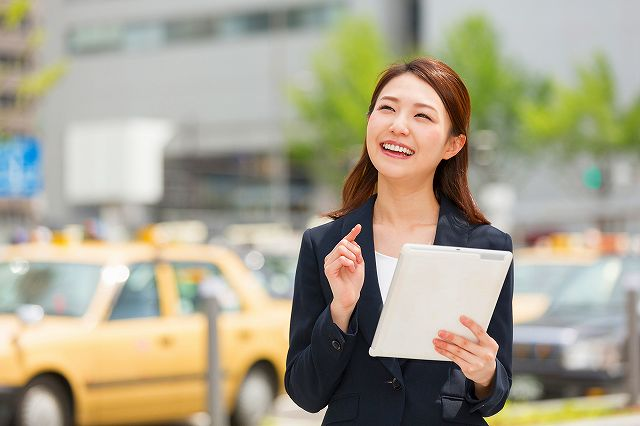 *3月スタート☆お祝い金3万円支給☆快適なオフィス☆ご案内スタッフ