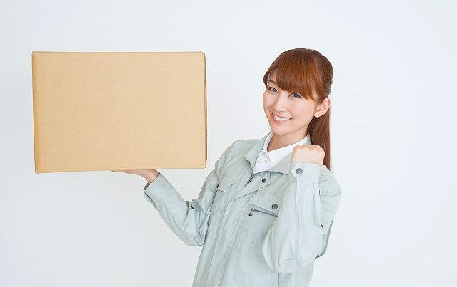 朝はゆっくり13時半スタート!小箱のカンタン仕分け作業@週払いで41,000円✨